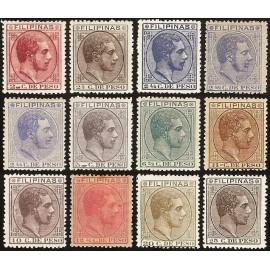 1880 ED. Filipinas 57/66 *