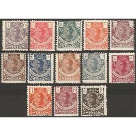 1914 ED. Guinea 098/110 **