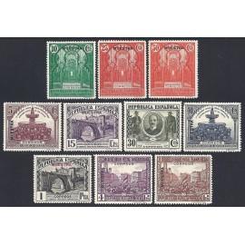 1931 ED. 604M/613M **