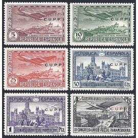 1931 ED. 614H/619H **