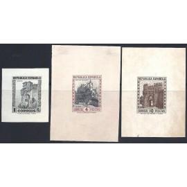 1932 ED. 673P, 674P, 675P