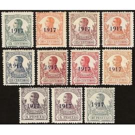 1917 ED. Guinea 113hcc/123hcc *