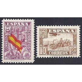 1936 ED. 812/813 *