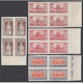 1937 ED. 833s/835s, 834as ** [x4]